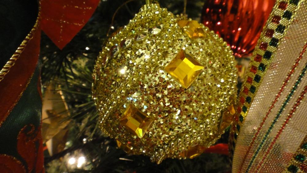 Bola dourada