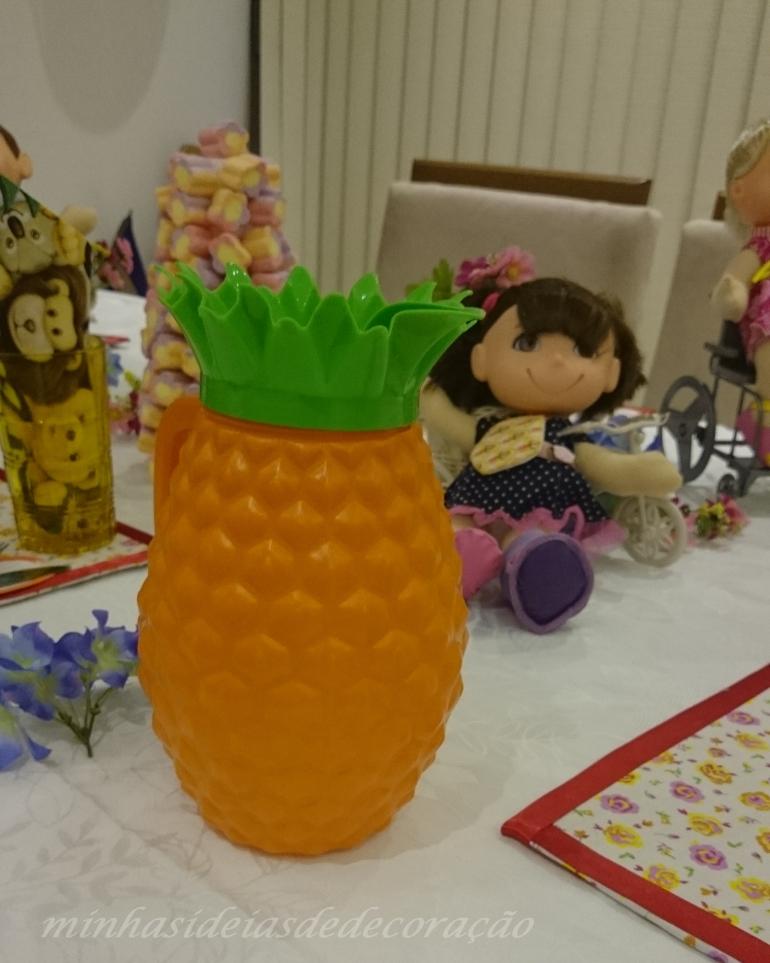 jarra abacaxi