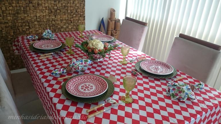 mesa cantina